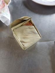 Wrapped up bocadillo
