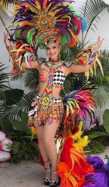 Cutural parade attire Credit: Carnaval de Barranquilla