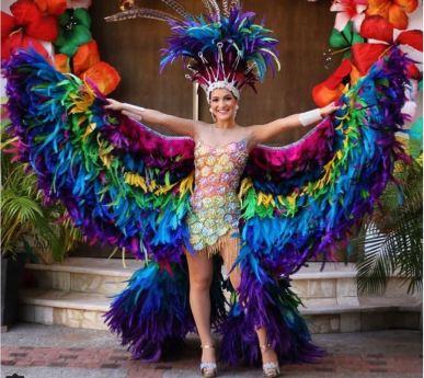 Fantasy Parade attire Credit: Carnaval de Barranquilla